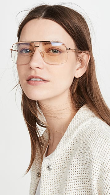 Karen Walker Melba Blue Light 眼镜