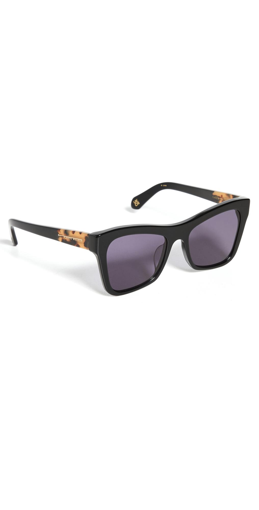 Karen Walker Hallowed Sunglasses