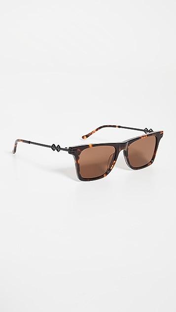 Karen Wazen Harper Sunglasses