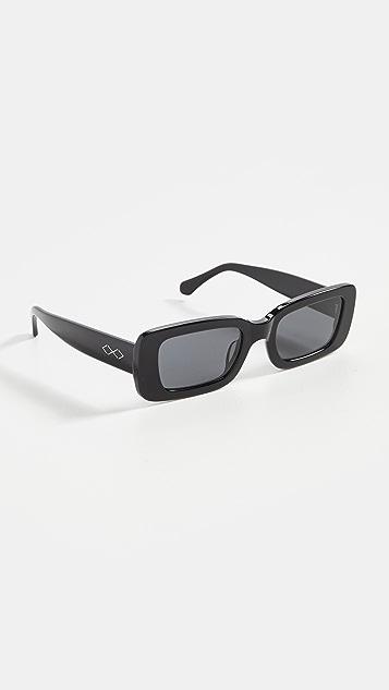 Karen Wazen Kenny Sunglasses