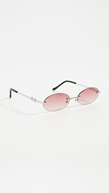 Karen Wazen Vicky Sunglasses