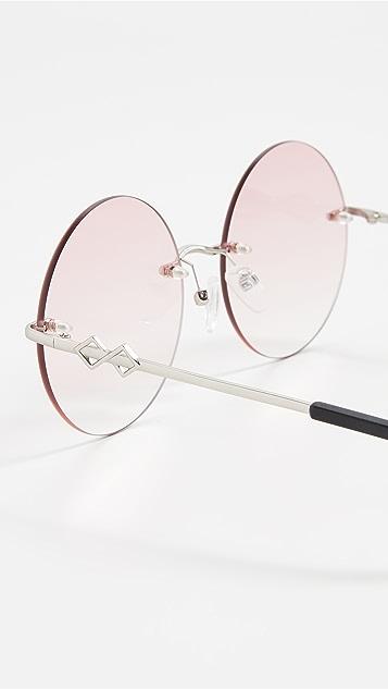 Karen Wazen Luna Sunglasses