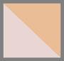 Pink Rosette/Rosette/Nutmeg
