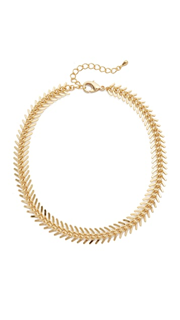 Lacey Ryan Fishtail Choker Necklace