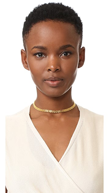 Lacey Ryan Link Choker Necklace