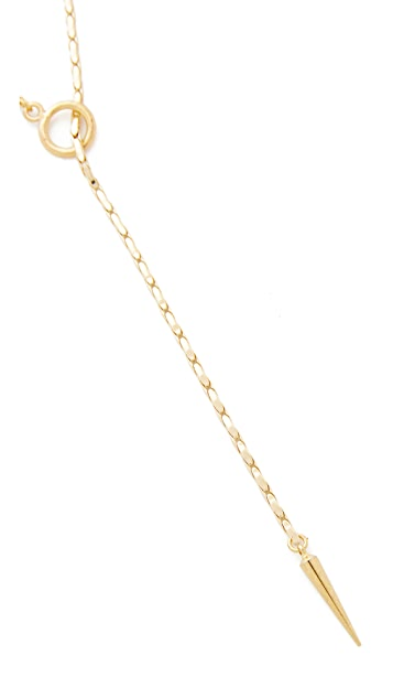 Lacey Ryan Pull Through Snake Lariat Necklace
