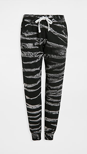 La Detresse Dark + Stormy 运动裤