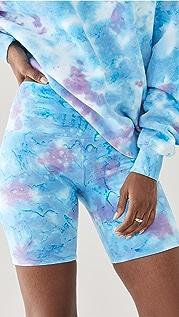 La Detresse Blueberry Mystic 单车短裤