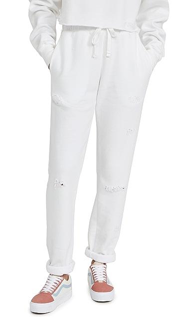 La Detresse The World 运动裤