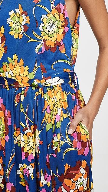 La Double J Pellicano Americano Dress