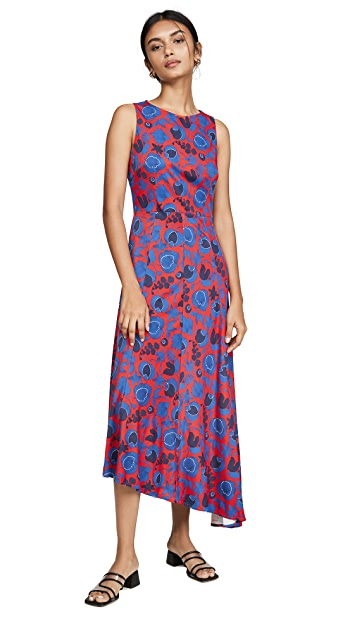 La Double J Pina Sleeveless Dress