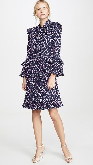 La Double J Платье Fancy