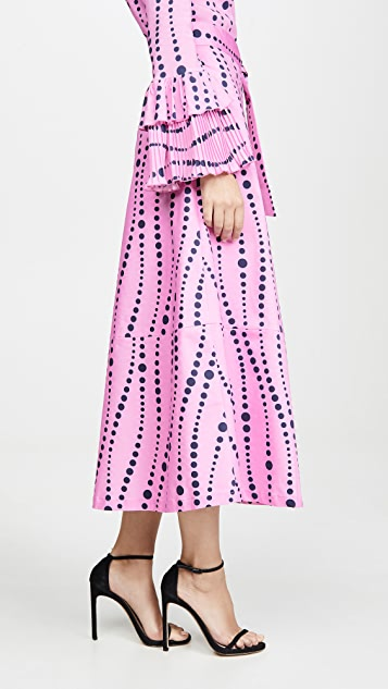 La Double J Long Skirt