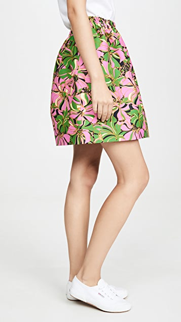 La Double J Pouf Skirt