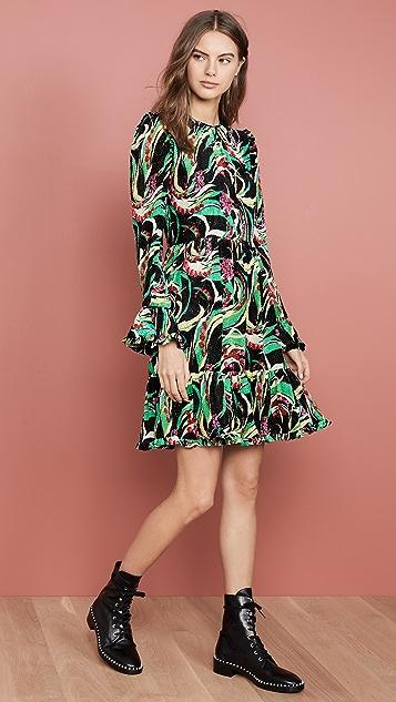 La Double J Short Visconti Dress