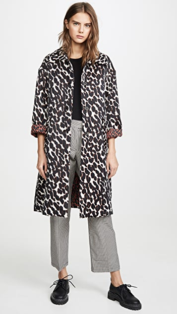 La Double J Boxy Coat