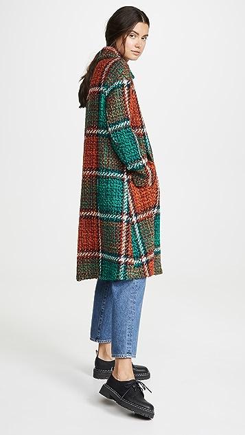 La Double J Boxy Coat