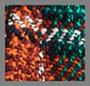 разноцветная клетка