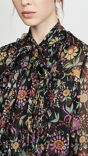 La Double J Bronte 衬衫