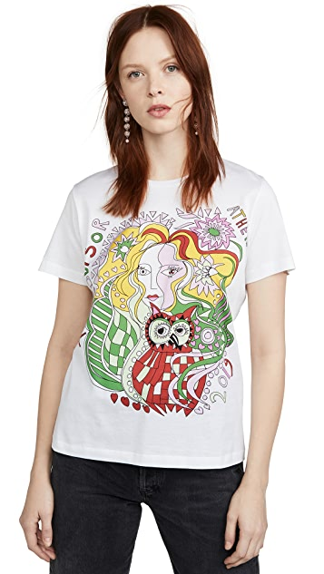 La Double J Goddess T-Shirt