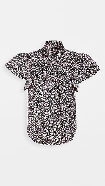 La Double J Lou Lou 衬衫