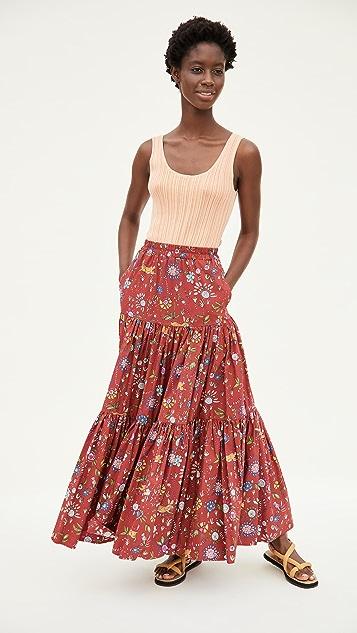 La Double J Big Skirt