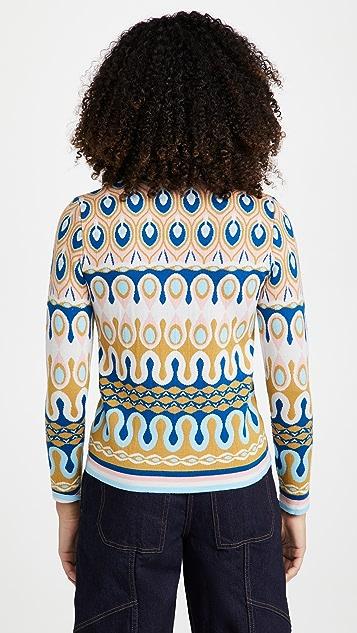 La Double J Rio Skinny Crew Neck Sweater