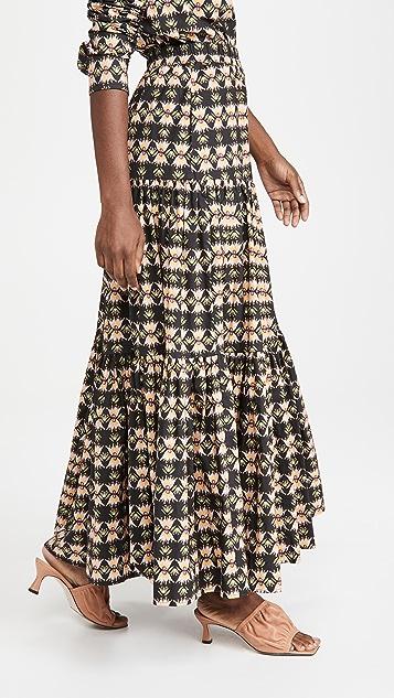 La Double J 大号半身裙