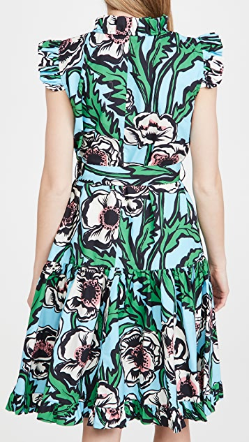 La Double J 时髦短连衣裙