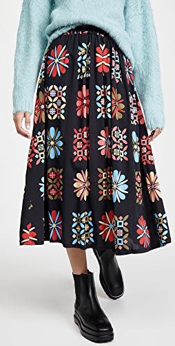 La Double J - Simple Skirt