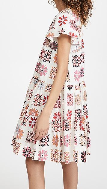 La Double J Snow Drop Dress