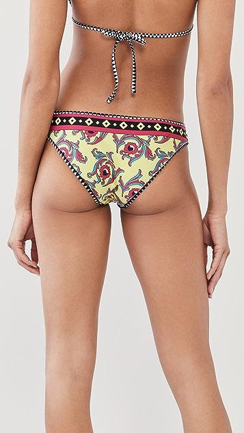 La Double J 比基尼泳裤