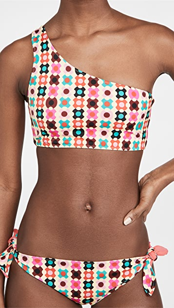 La Double J Reversible Goddess Bikini Top