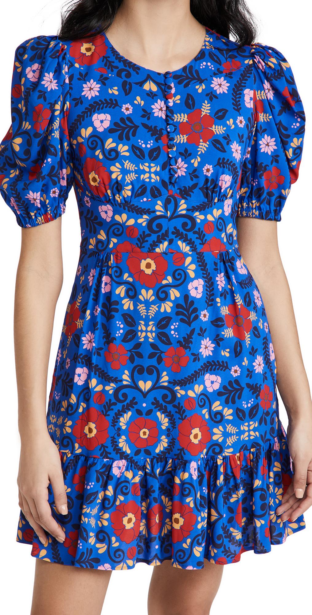 La Doublej Midi dresses COQUETTE DRESS