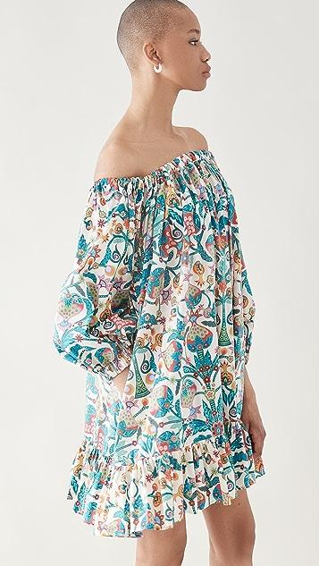 La Double J Short Paloma Dress