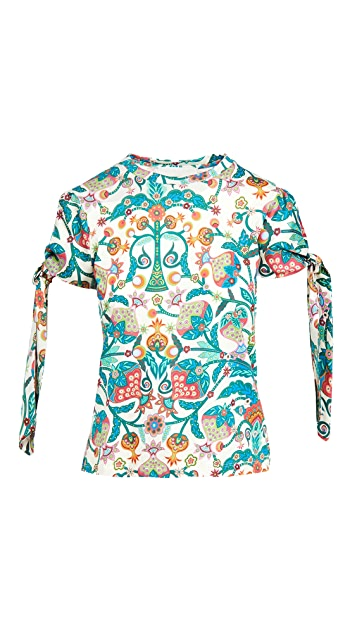La Double J Tie T-Shirt