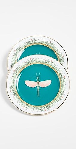 La Double J - Dessert Plates Set of 2