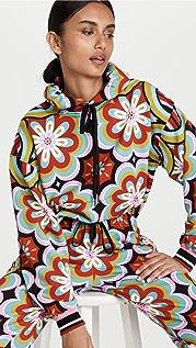 La Double J Ciccio Rosso Sweatshirt