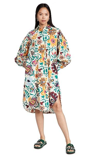 La Double J Big Shirt Dress