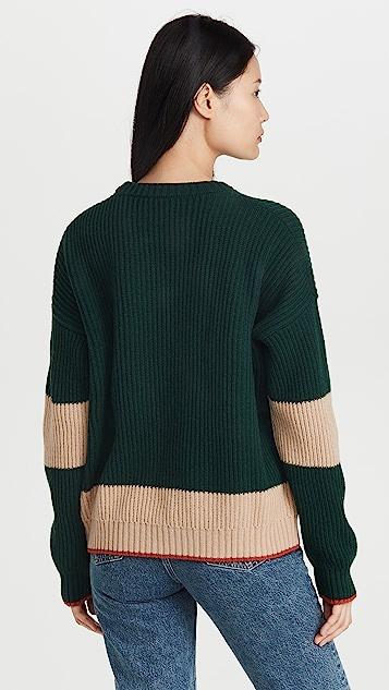 La Double J Crew Boy Sweater
