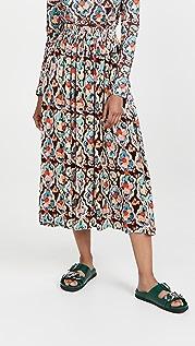 La Double J Simple Skirt