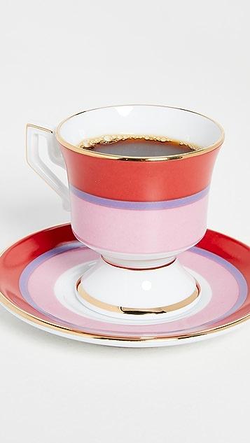La Double J Espresso Cup Set of 2