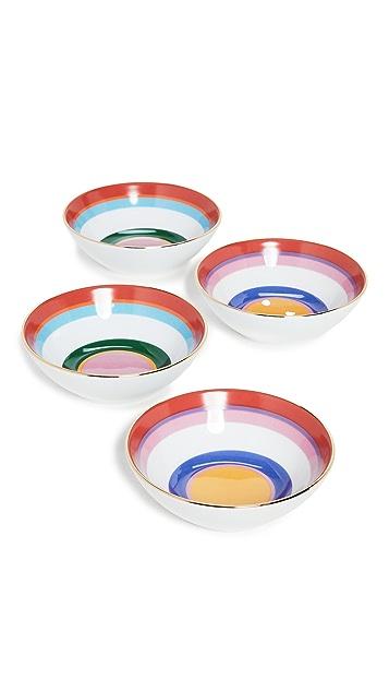 La Double J Gelato Cup Set of 4