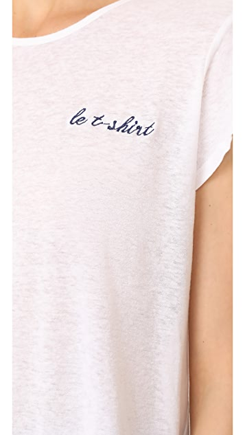 The Lady & The Sailor Le T Shirt