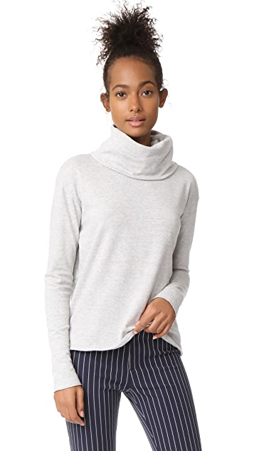 The Lady   The Sailor Turtleneck Sweatshirt  ad15dc7c4