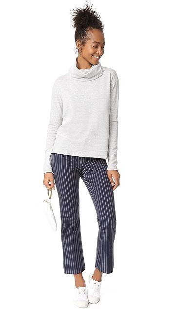 The Lady & The Sailor Turtleneck Sweatshirt