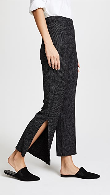 The Lady & The Sailor The Weekend Knit Pants