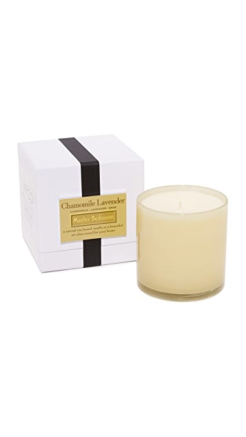 LAFCO New York Master Bedroom Chamomile Lavender Candle