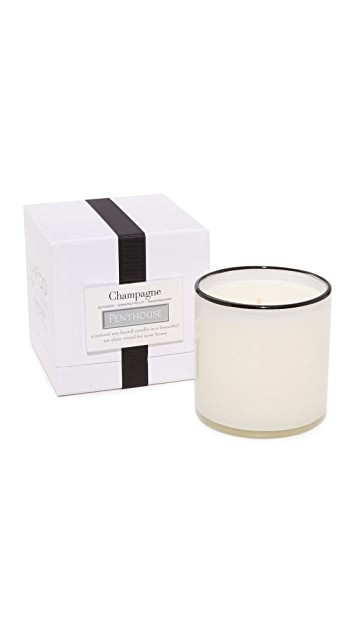 LAFCO New York Penthouse Champagne Candle