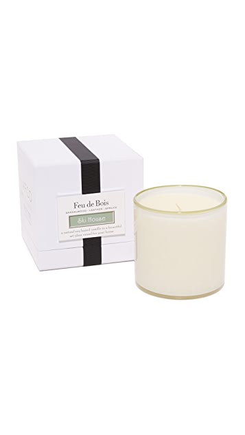 LAFCO New York Feu De Bois Ski House Candle